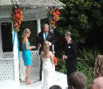 Outdoor June Ceremony