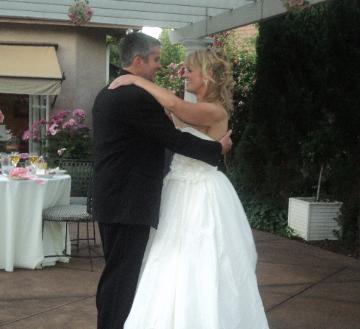 First Dance - SLO Wedding - San Luis Obispo